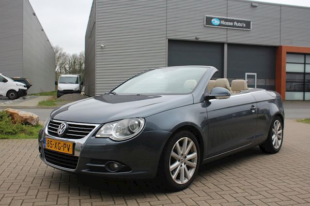 Volkswagen Eos 2.0-16v FSI Highline Xenon leer Full options