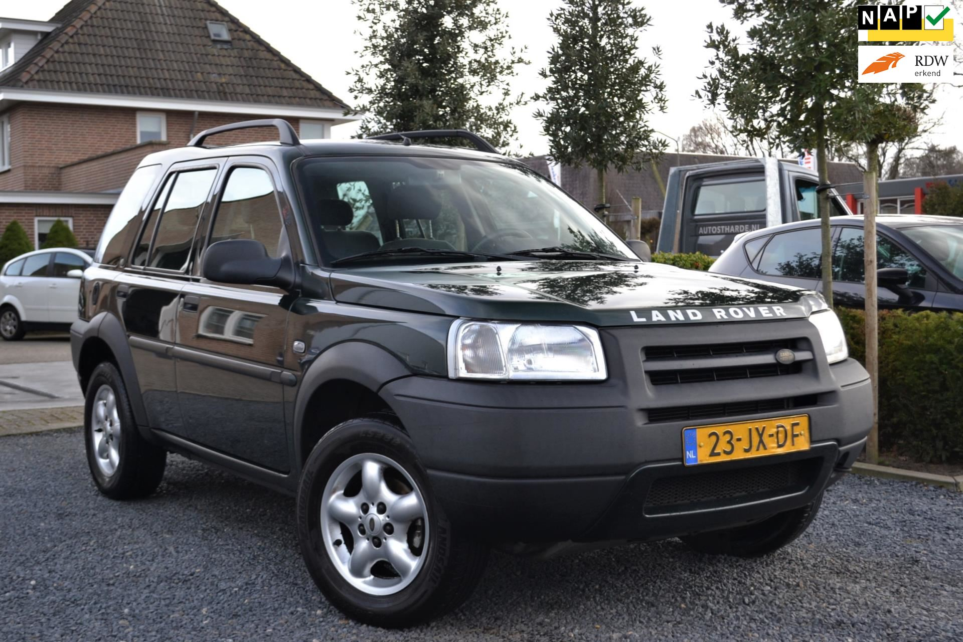 Land Rover Freelander Station Wagon occasion - Auto`s `t Harde