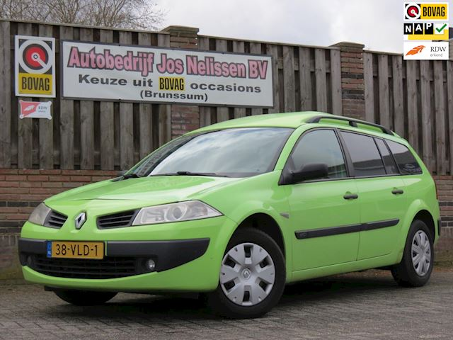 Renault Mégane 1.5 dCi Authentique | AIRCO | TREKHAAK | PARROT|