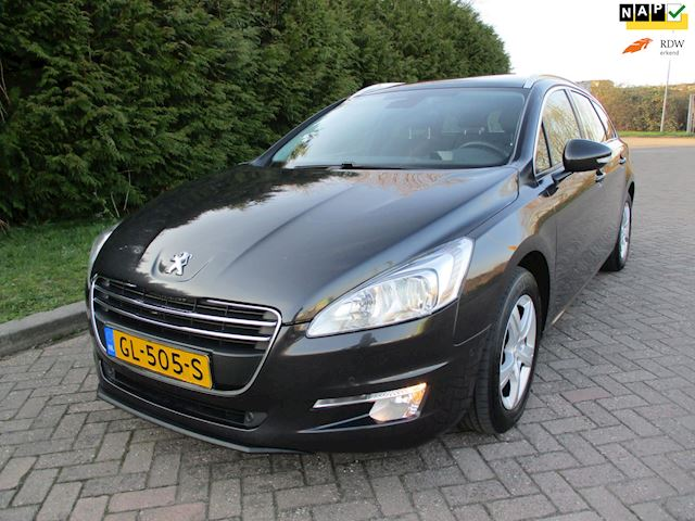 Peugeot 508 SW 1.6 HDi Blue Lease Bj 2012,1e eigenaar,Navi,Head up Display,Panoramadak,PDC,Lichtmetalen velgen