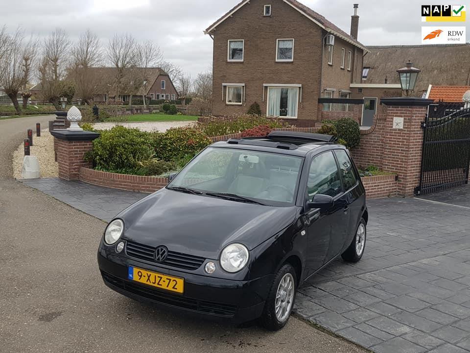 Volkswagen Lupo occasion - Autobedrijf Oudewater