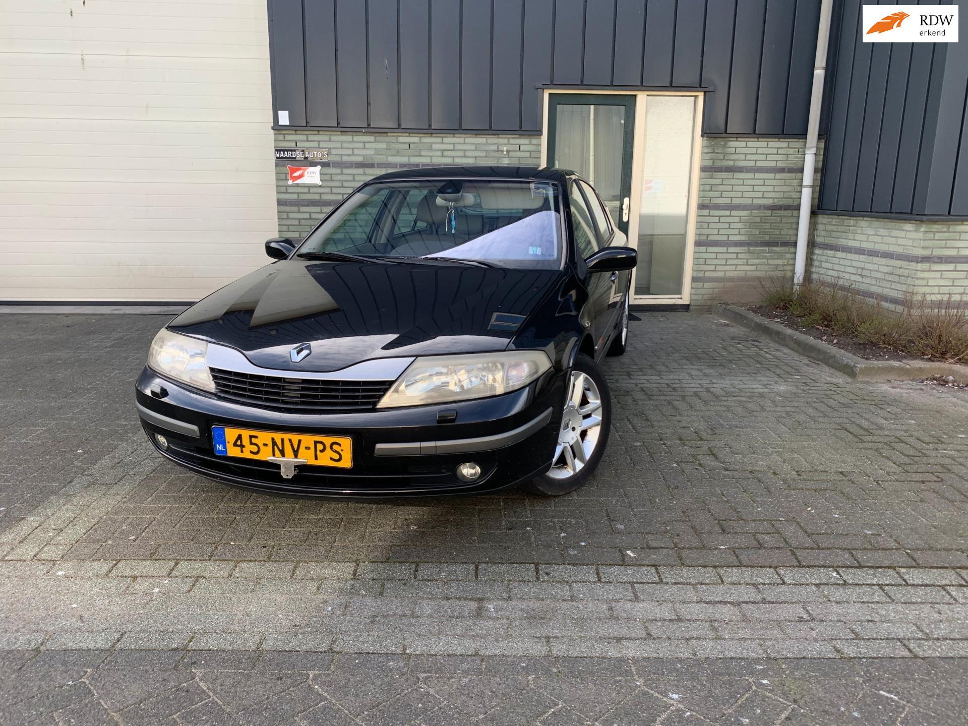 Renault Laguna occasion - Waardse Auto's