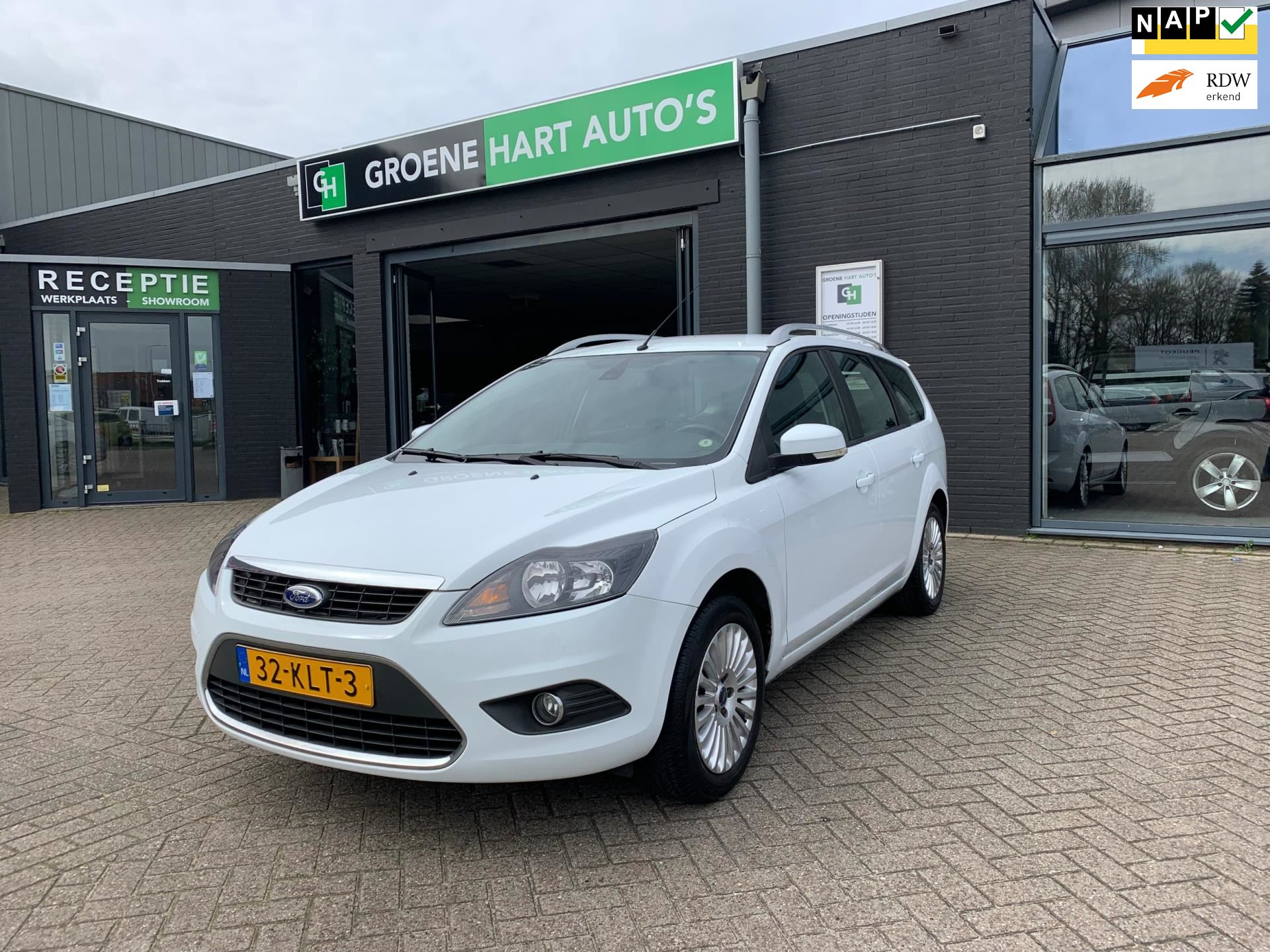 Ford Focus Wagon occasion - Groene Hart Auto's