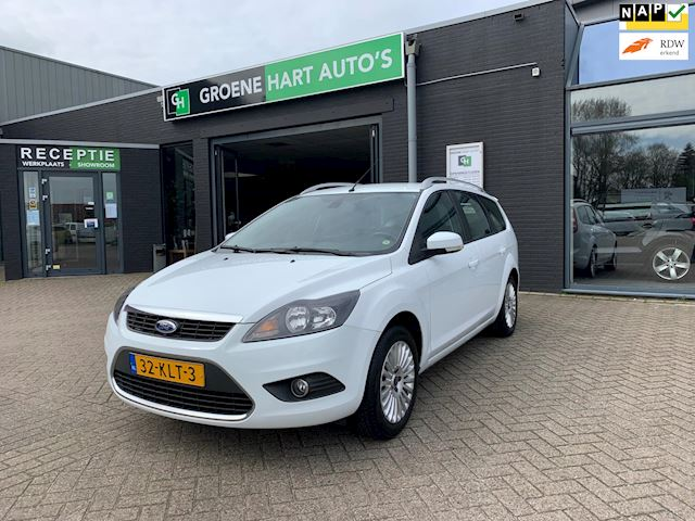 Ford Focus Wagon 1.8 Limited /2E EIG/AIRCO/NAVI/NETTE STAAT!!