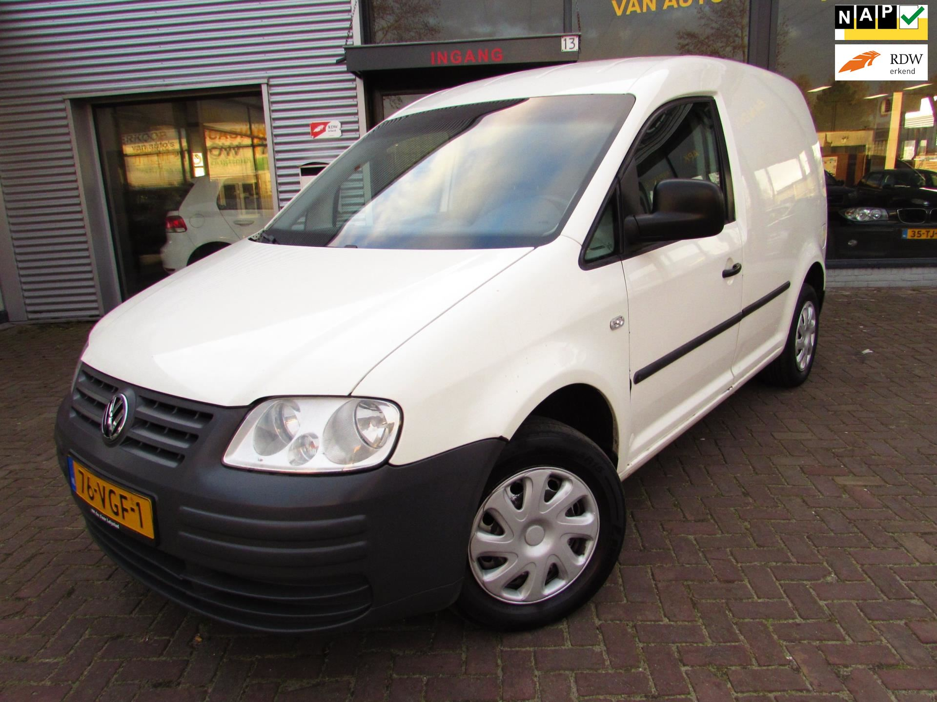 Volkswagen Caddy occasion - D&M Cars