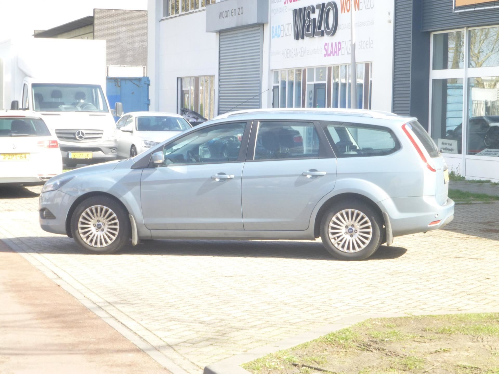 Ford Focus Wagon occasion - Autohandel Prins