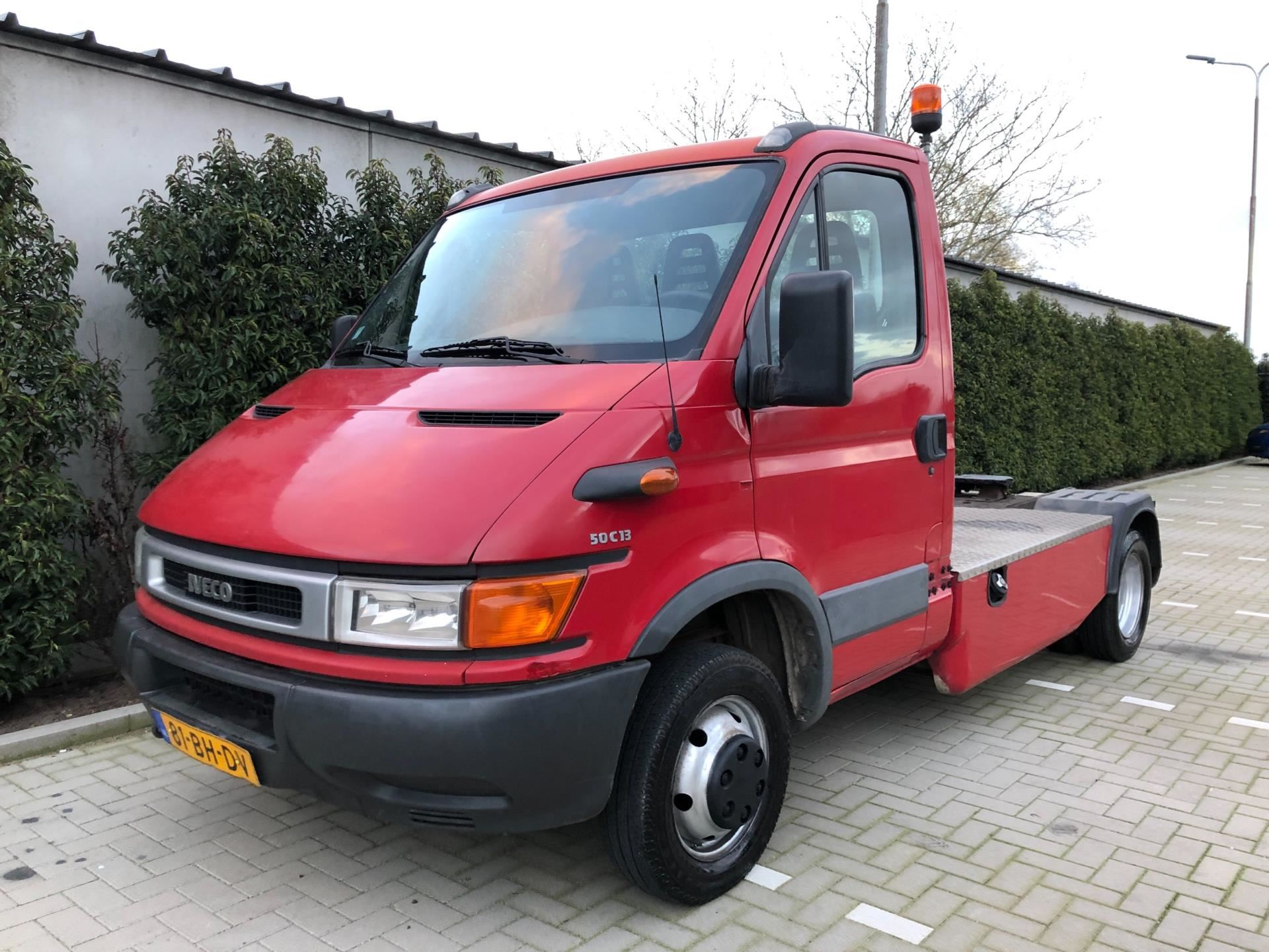 Iveco Daily occasion - HO Valk