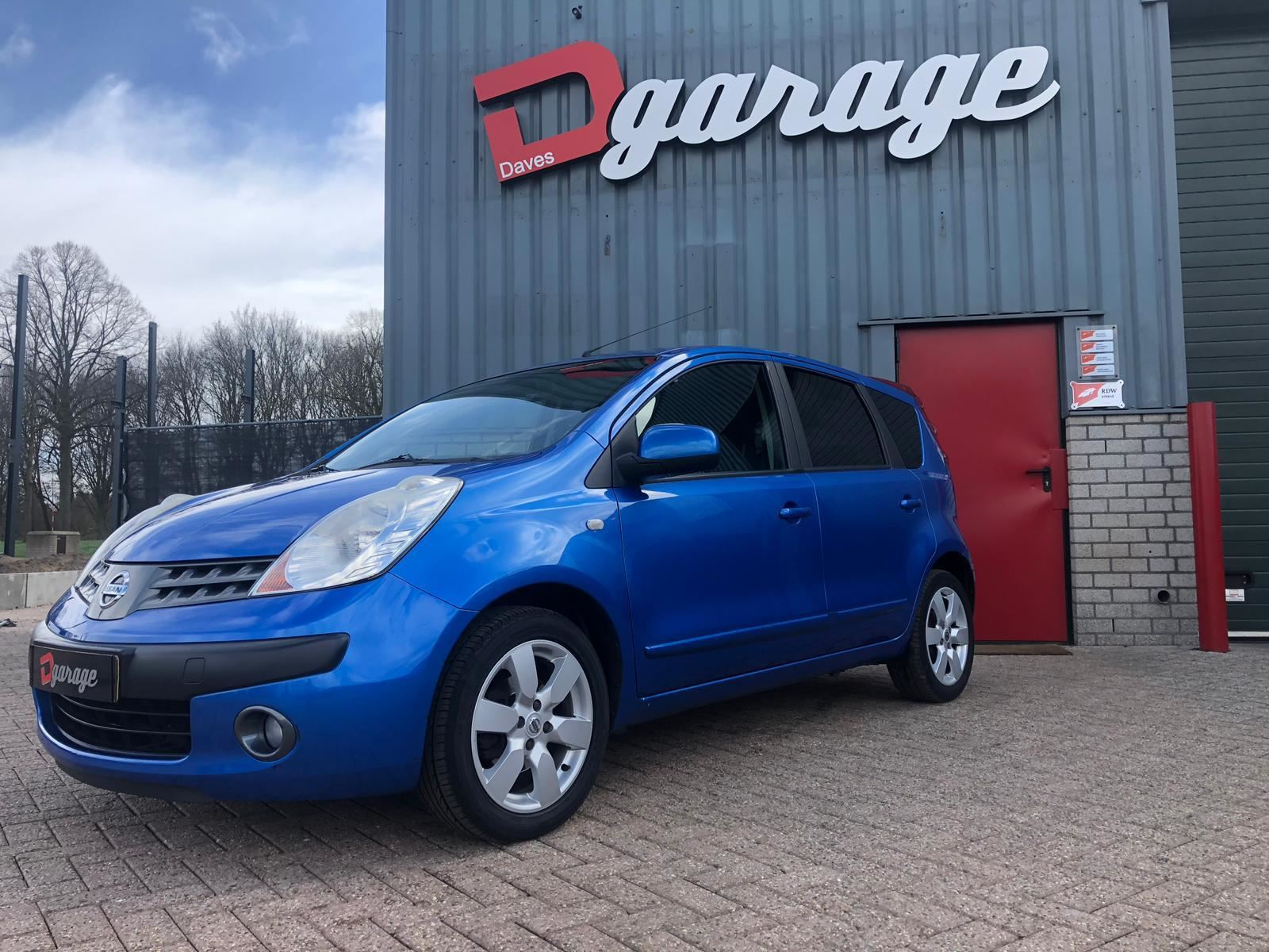 Nissan Note occasion - Dave's Garage