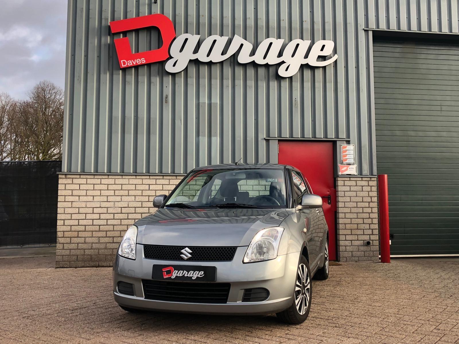 Suzuki Swift occasion - Dave's Garage