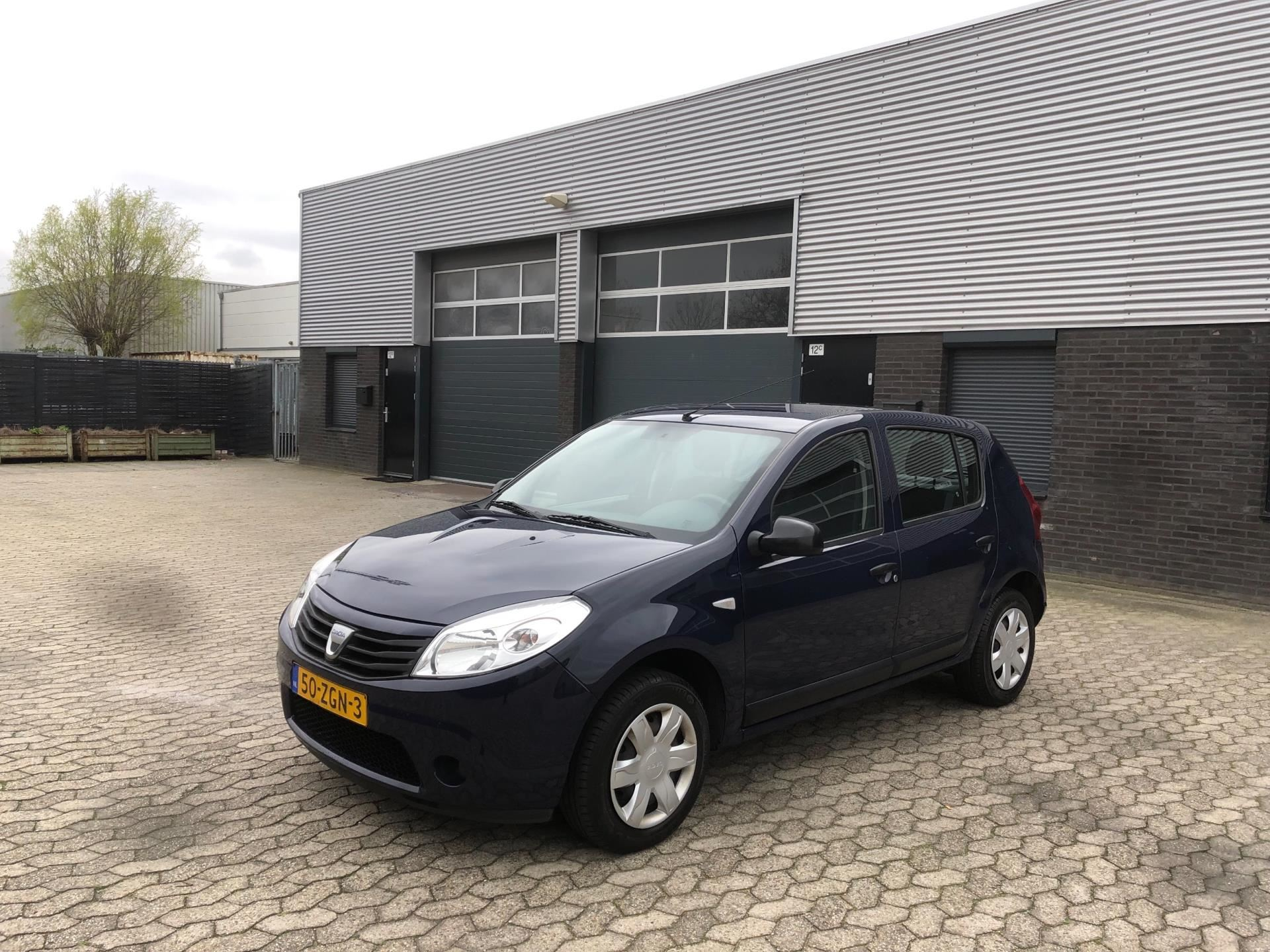 Dacia Sandero occasion - City Cars Breda
