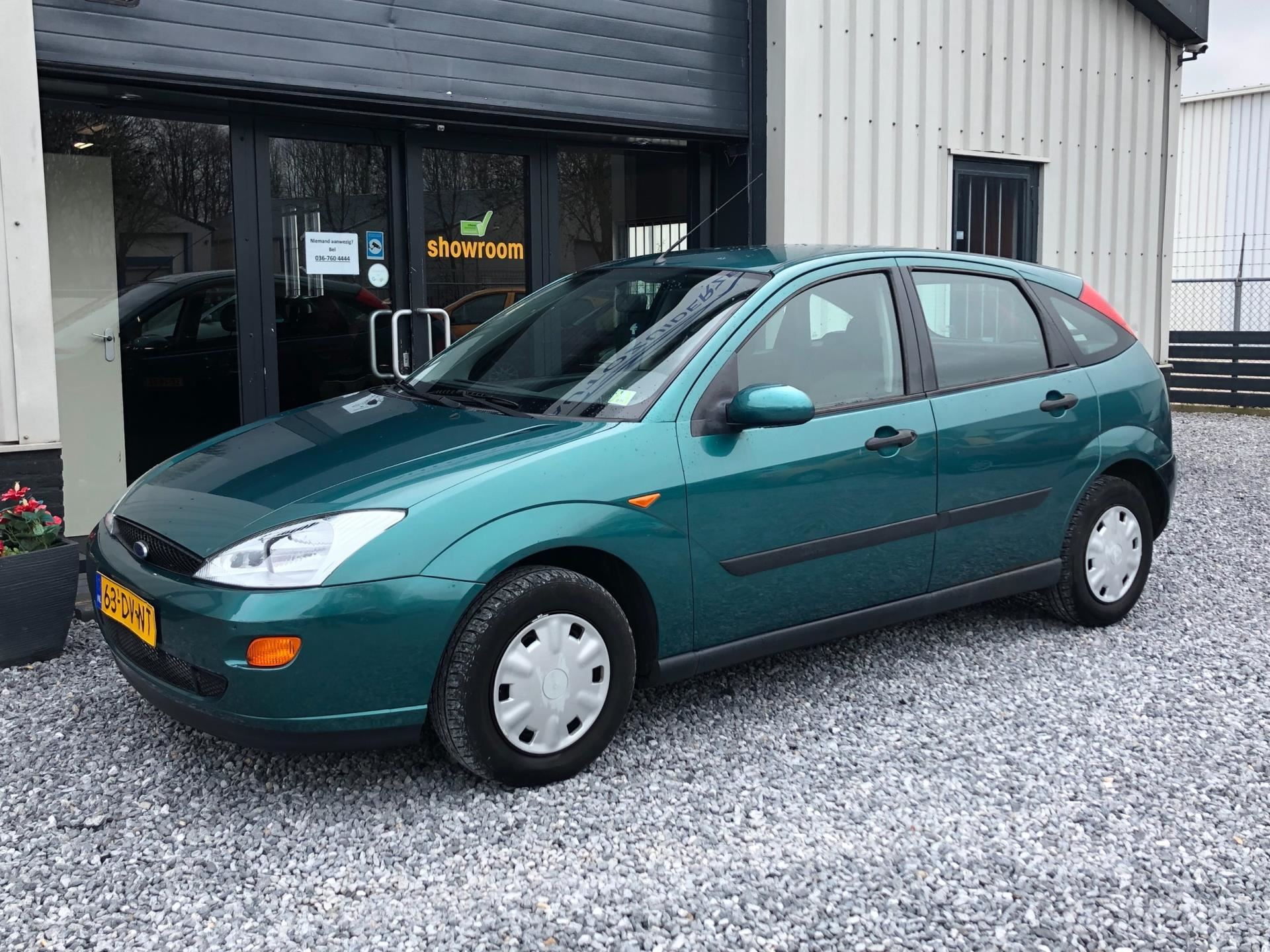 Ford Focus occasion - Auto Zuiderzee