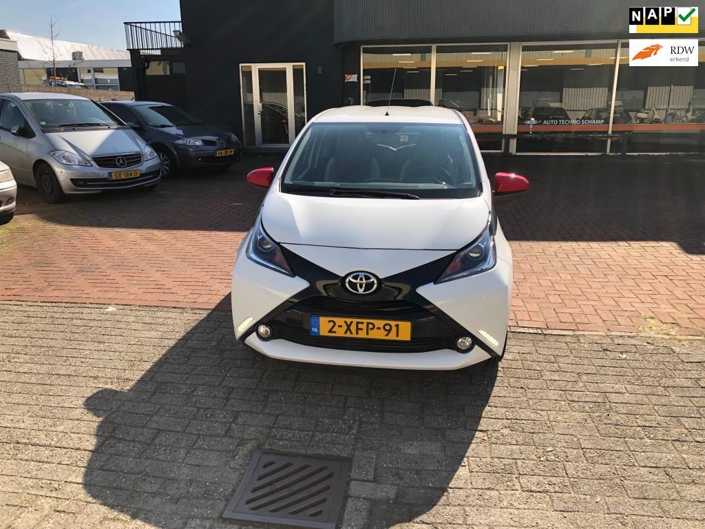Toyota Aygo occasion - Auto Techno Schamp BV