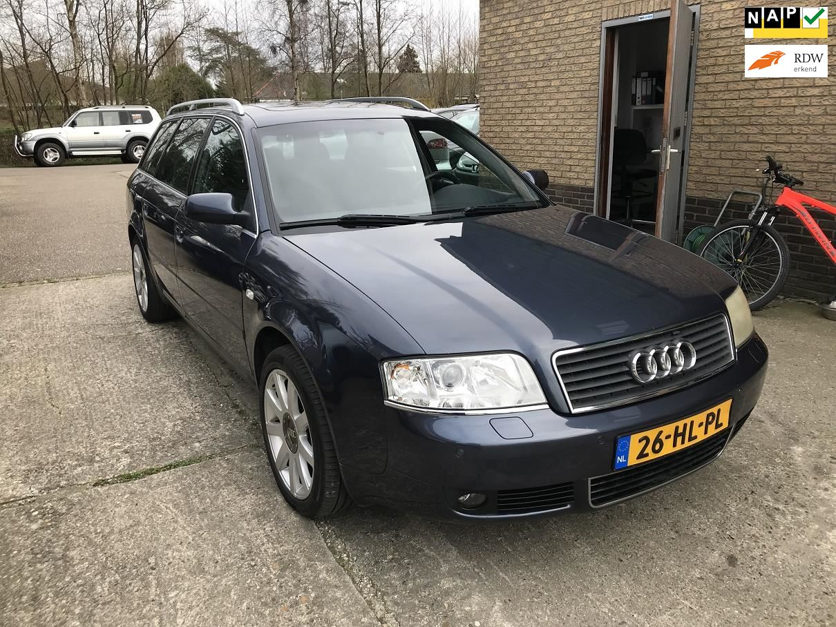 Audi A6 Avant occasion - Wijdemeren Auto's