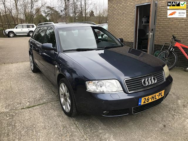 Audi A6 Avant 3.0 Exclusive MT AUT, Leer, Navi, Xenon, motor defect
