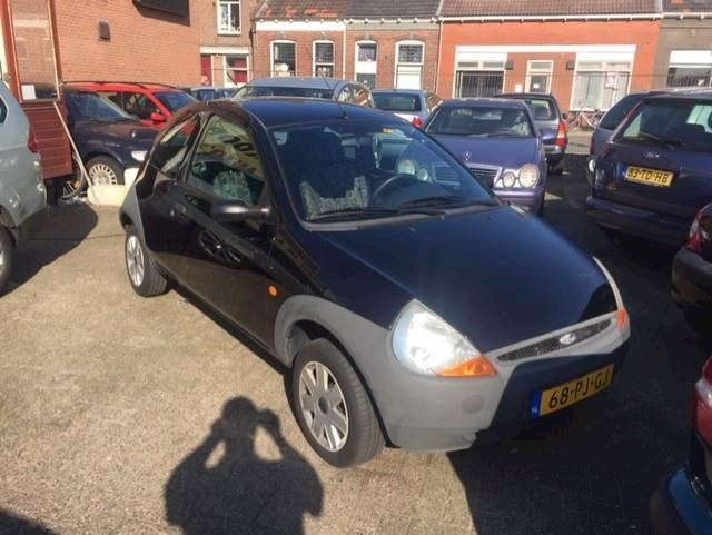 Ford Ka 1.3 Style geen roest NAP75000KM