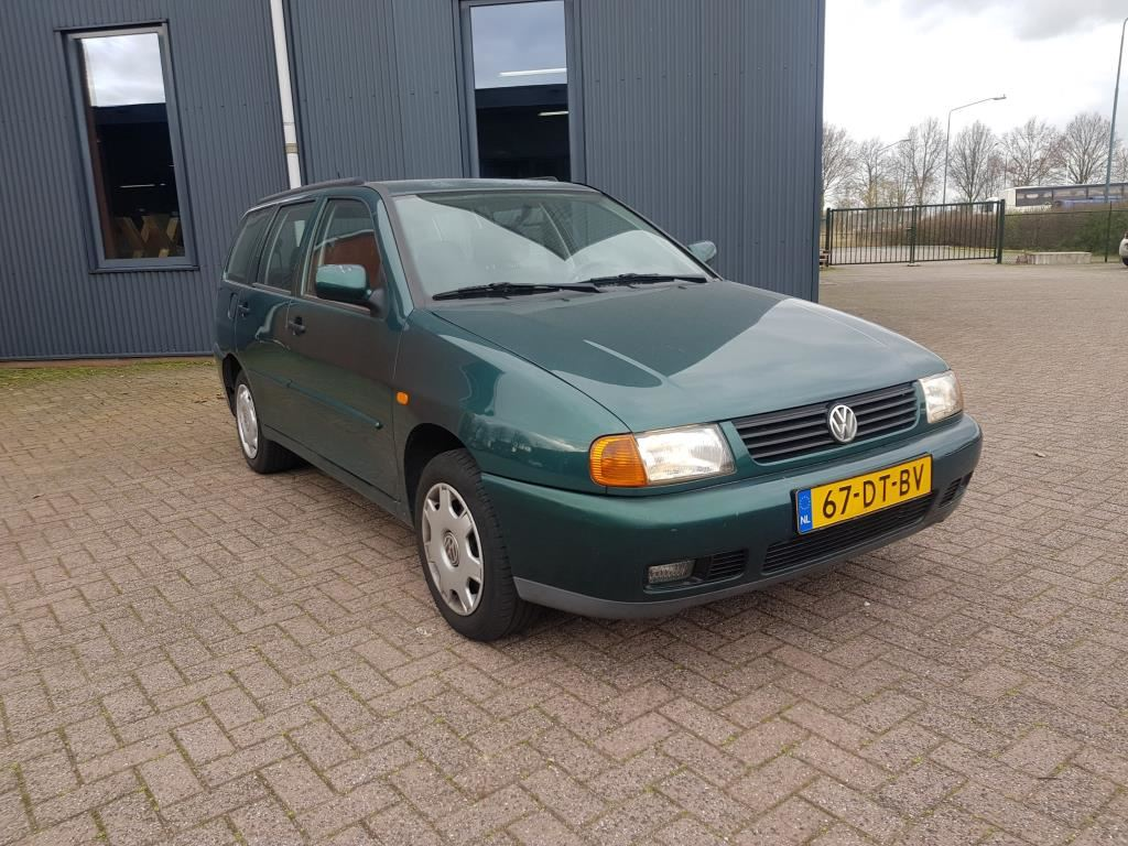 Volkswagen Polo Variant occasion - Trendy Cars