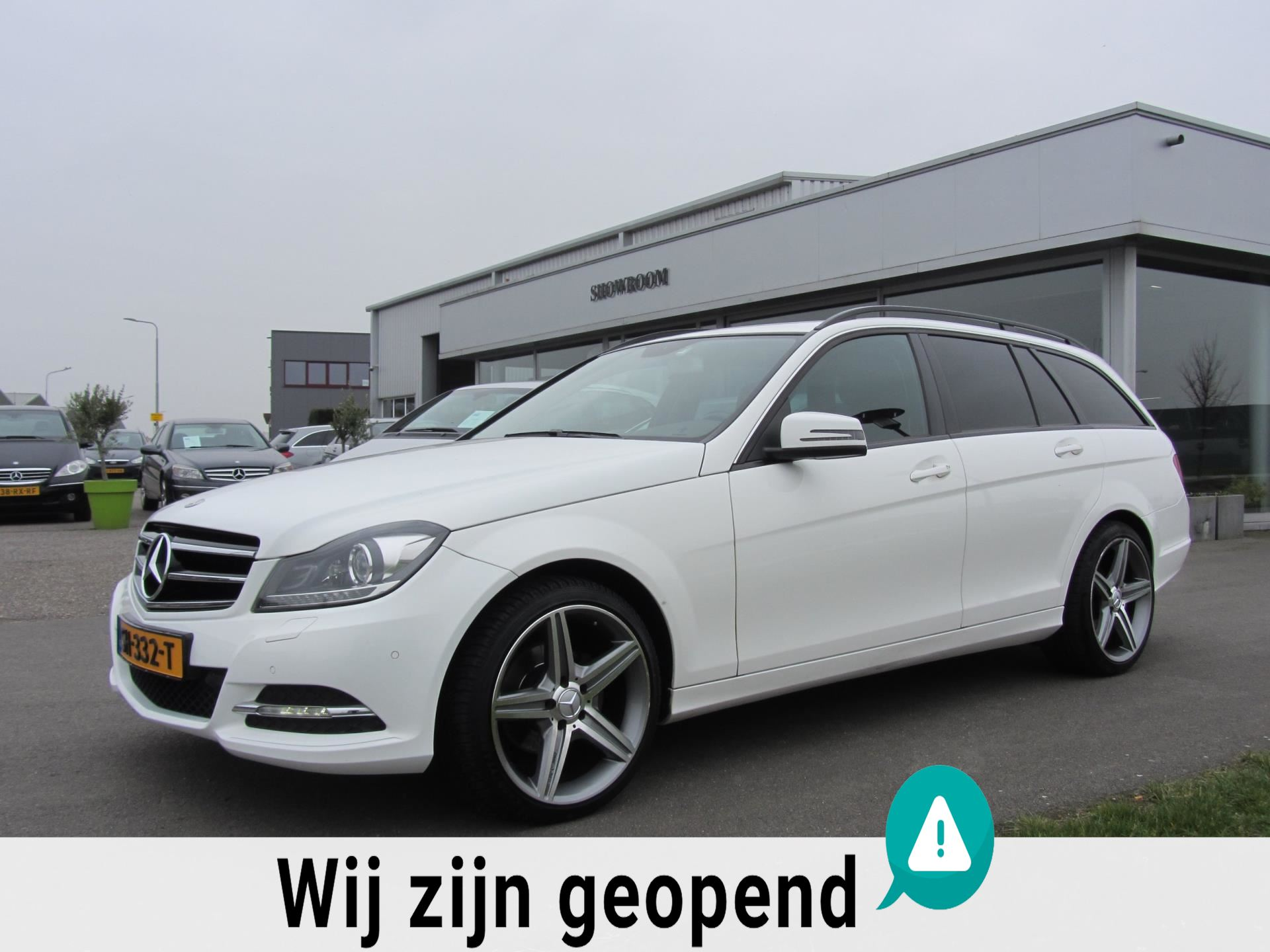 Mercedes-Benz C-klasse Estate occasion - Garage Casteels