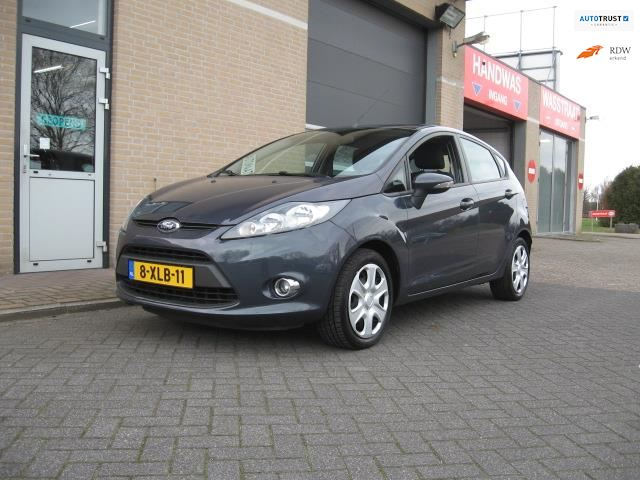 Ford Fiesta occasion - frans manders auto`s