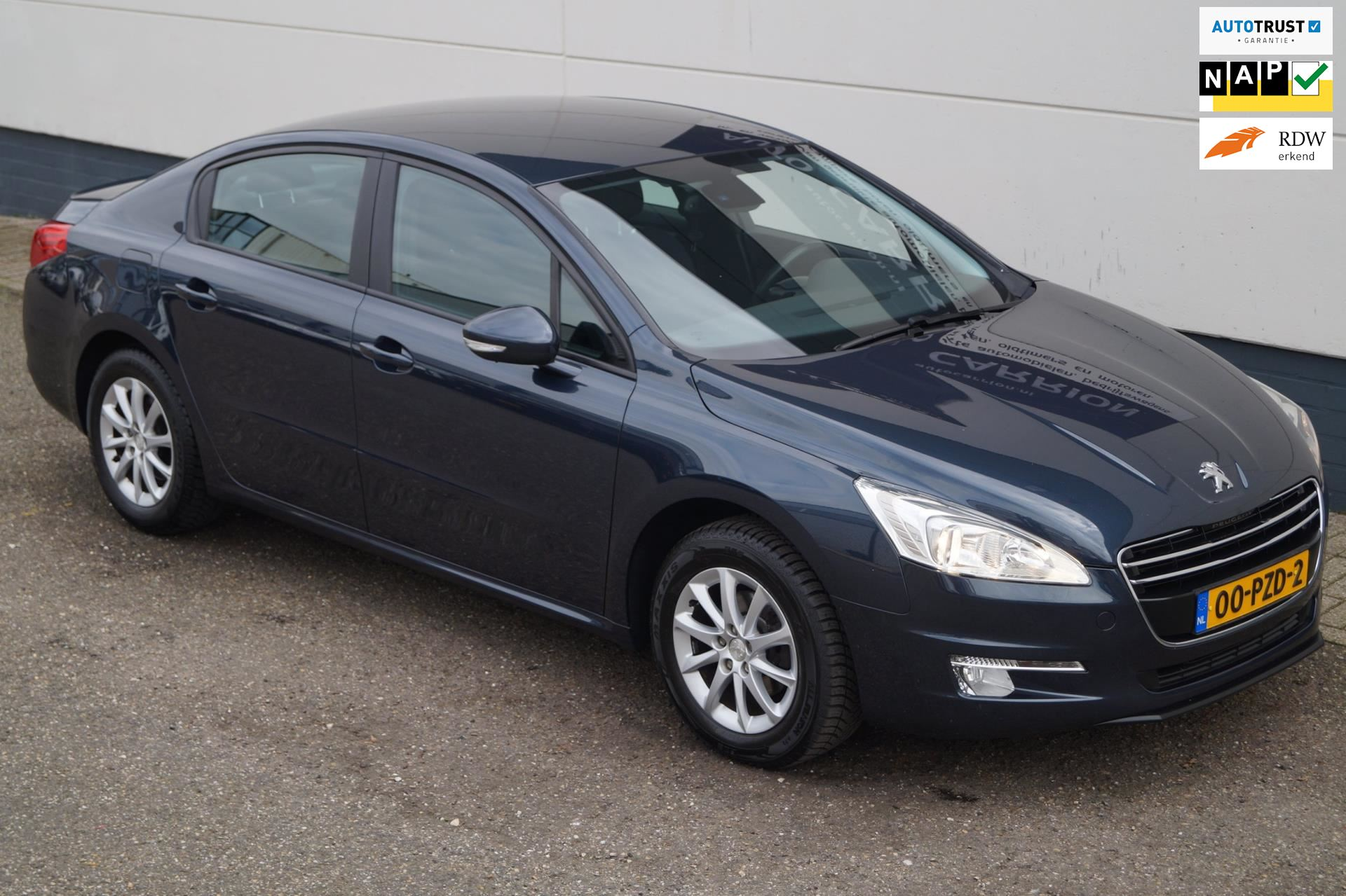 Peugeot 508 occasion - CARRION