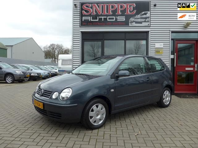 Volkswagen Polo 1.4-16V Highline -174.600KM-ECC-CRUISE-