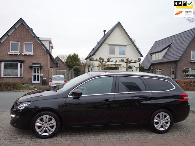 Peugeot 308 SW 1.6 BlueHDI Blue Lease Executive NAVIGATIE VOL OPTIES !!