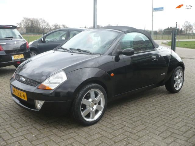 Ford Streetka occasion - Luyten Auto's