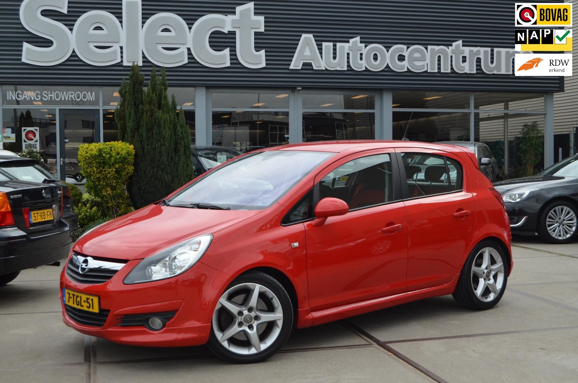 Opel Corsa occasion - Select Autocentrum