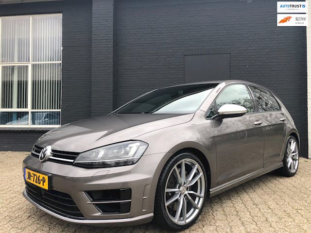 Volkswagen Golf 2.0 TSI R 4Motion Carbon Leder/Xenon/Led/Camera/Keyless/DSG/Navigatie/Apk 09-2019