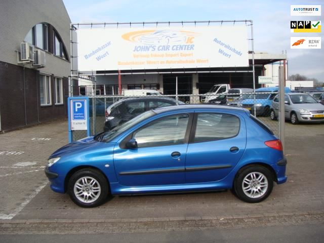 Peugeot 206 occasion - John's Car Center