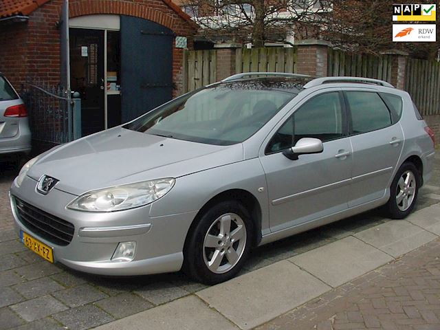 Peugeot 407 SW 1.8-16V ST Pack Business panorama dak navi