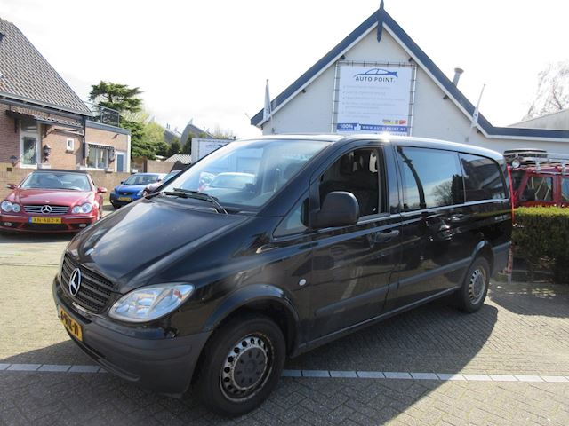 Mercedes-Benz Vito 111 CDI 320 Lang DC luxe Choice dubbel cabine