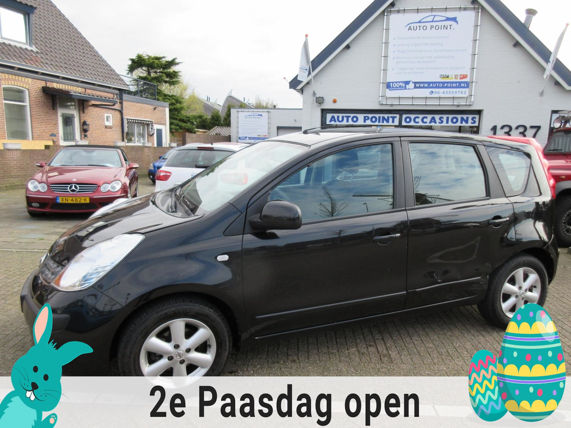 Nissan Note occasion - Auto Point