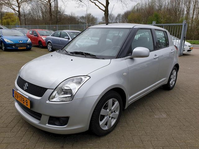 Suzuki Swift 1.5 Exclusive clima Garantie