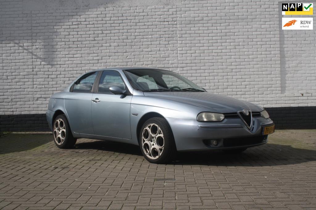 Alfa Romeo 156 occasion - Bizar Auto's Import & Export