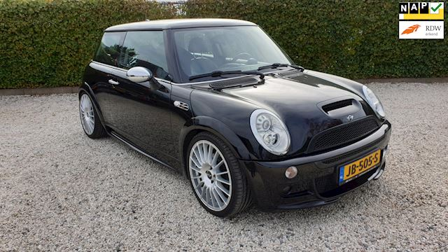 Mini Mini 1.6 211PK Cooper S Spicy No 2