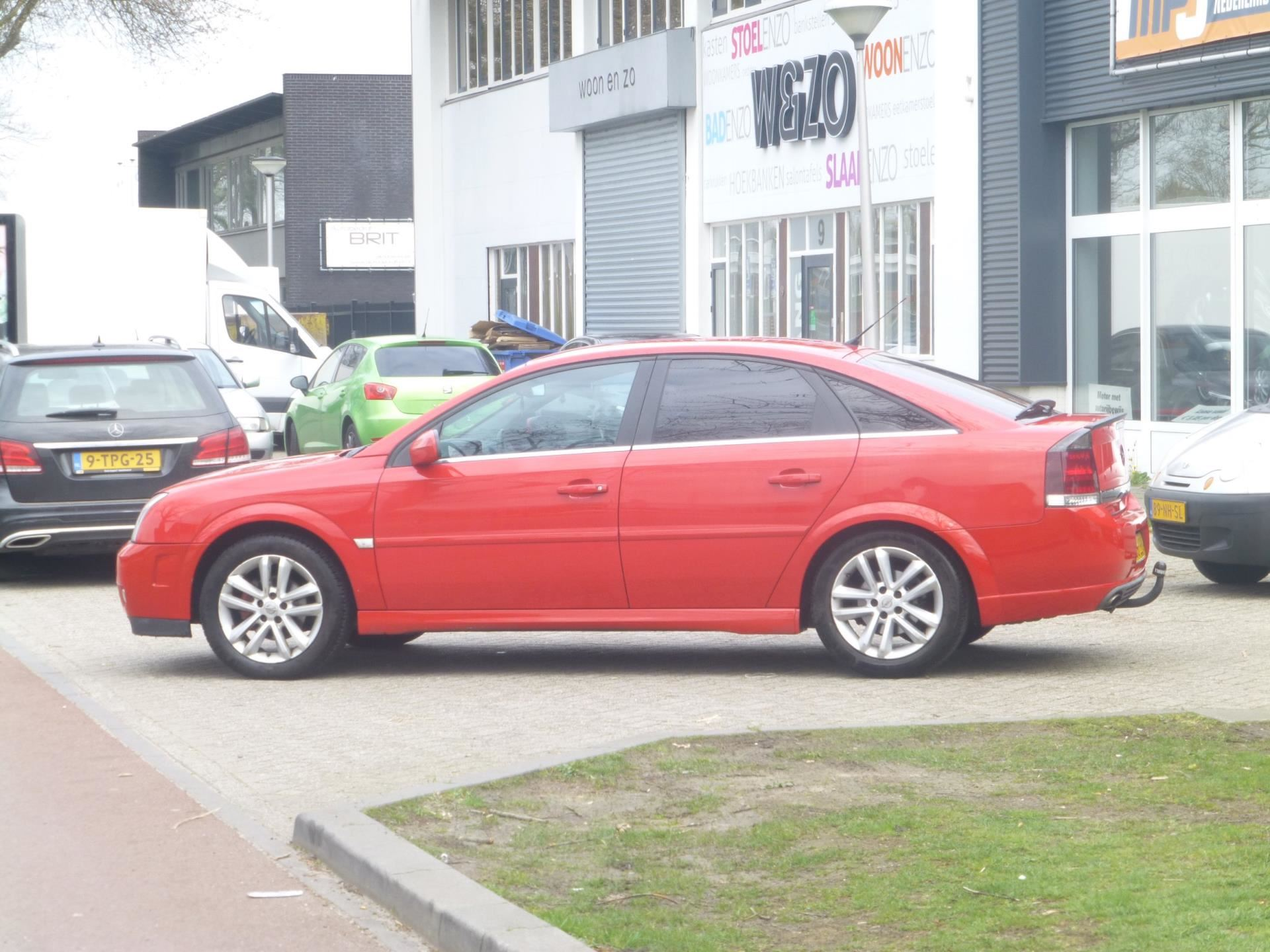 Opel Vectra GTS occasion - Autohandel Prins