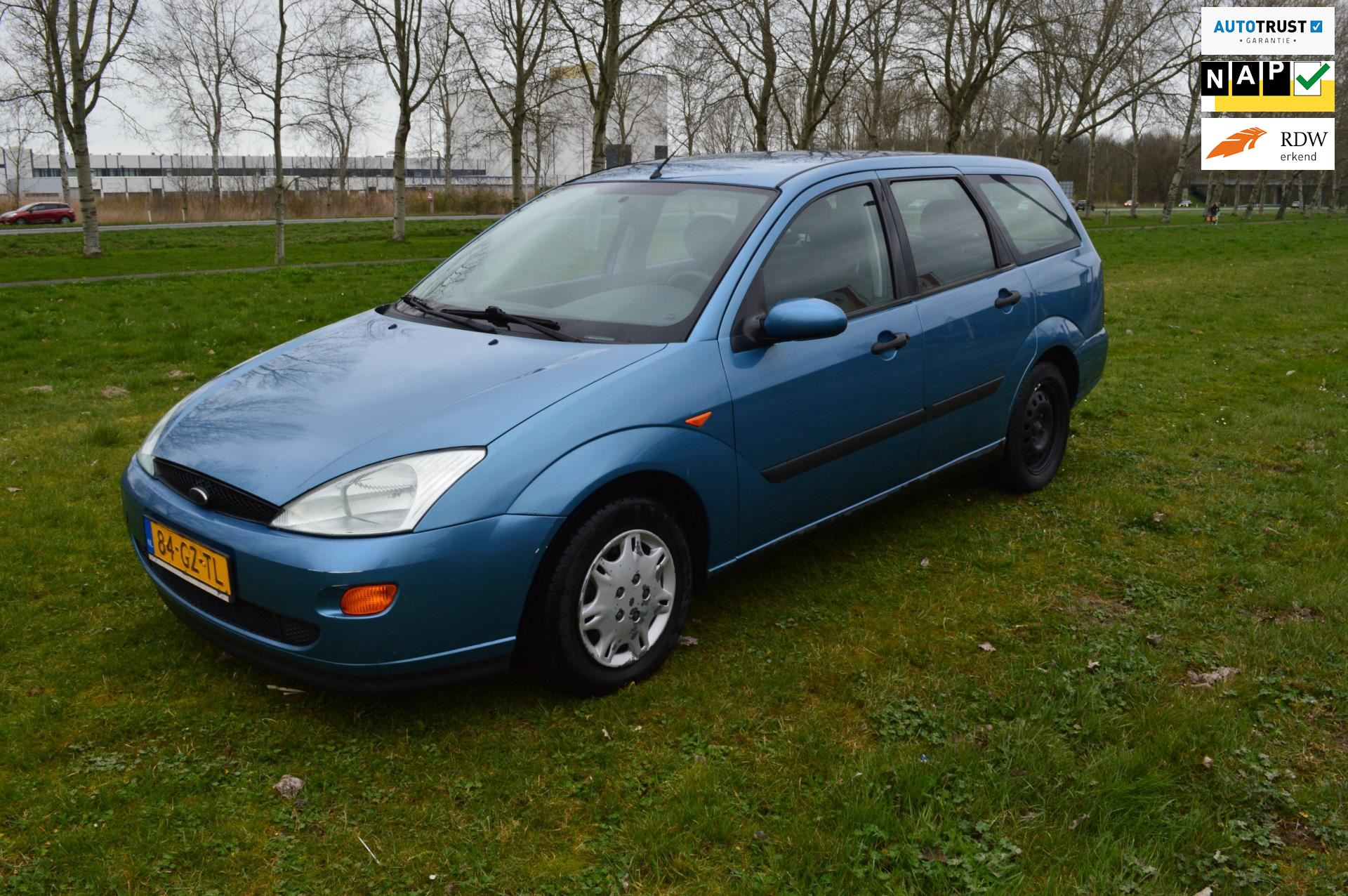 Ford Focus Wagon occasion - New Occasions Almere Buiten