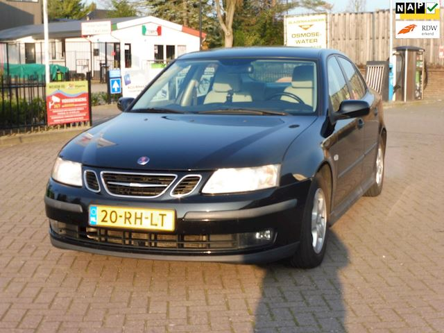 Saab 9-3 Sport Sedan 1.8 Linear Business /2005/clima/boekjes/nap