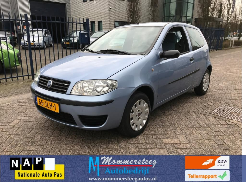 Fiat Punto occasion - Mommersteeg Auto's