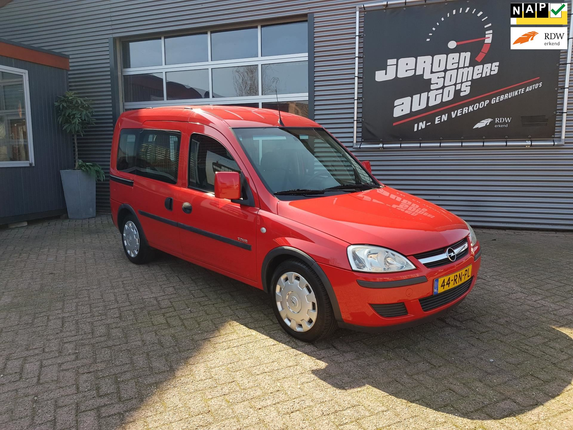 Opel Tour occasion - Jeroen Somers Auto´s