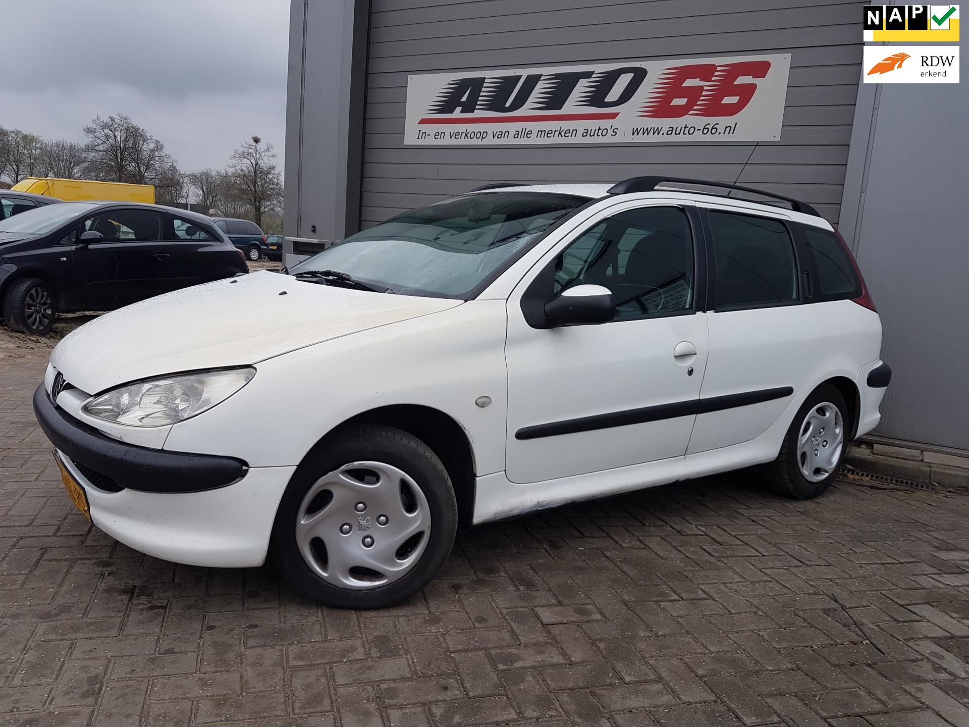 Peugeot 206 SW occasion - Auto 66 BV