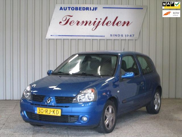 Renault Clio 1.4-16V Authentique Comfort