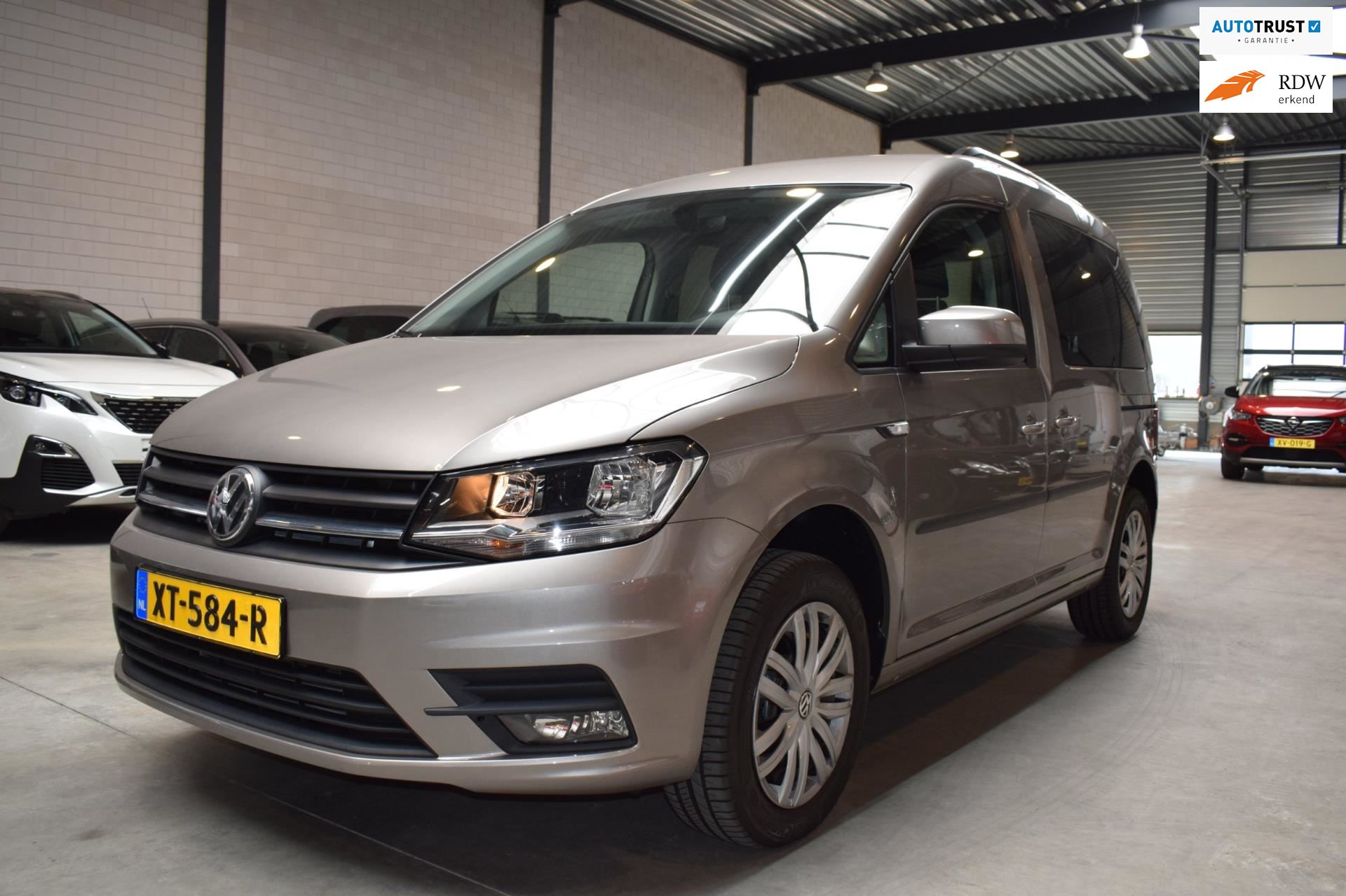 Volkswagen Caddy occasion - AutoMobie