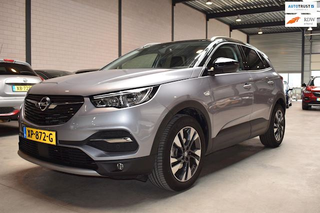 Opel Grandland X 1.2 Turbo Innovation automaat navi etc