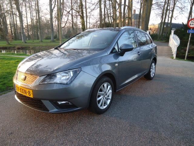 Seat Ibiza ST occasion - Auto Tewes