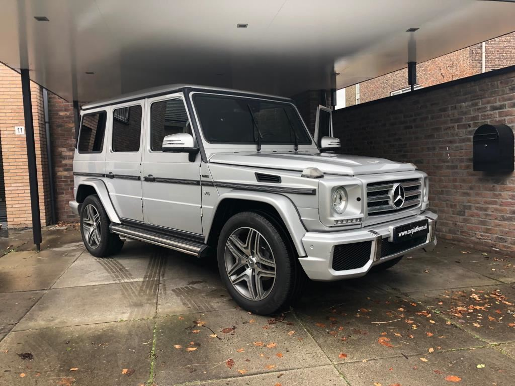Mercedes-Benz G-klasse occasion - Carplatform Automotive