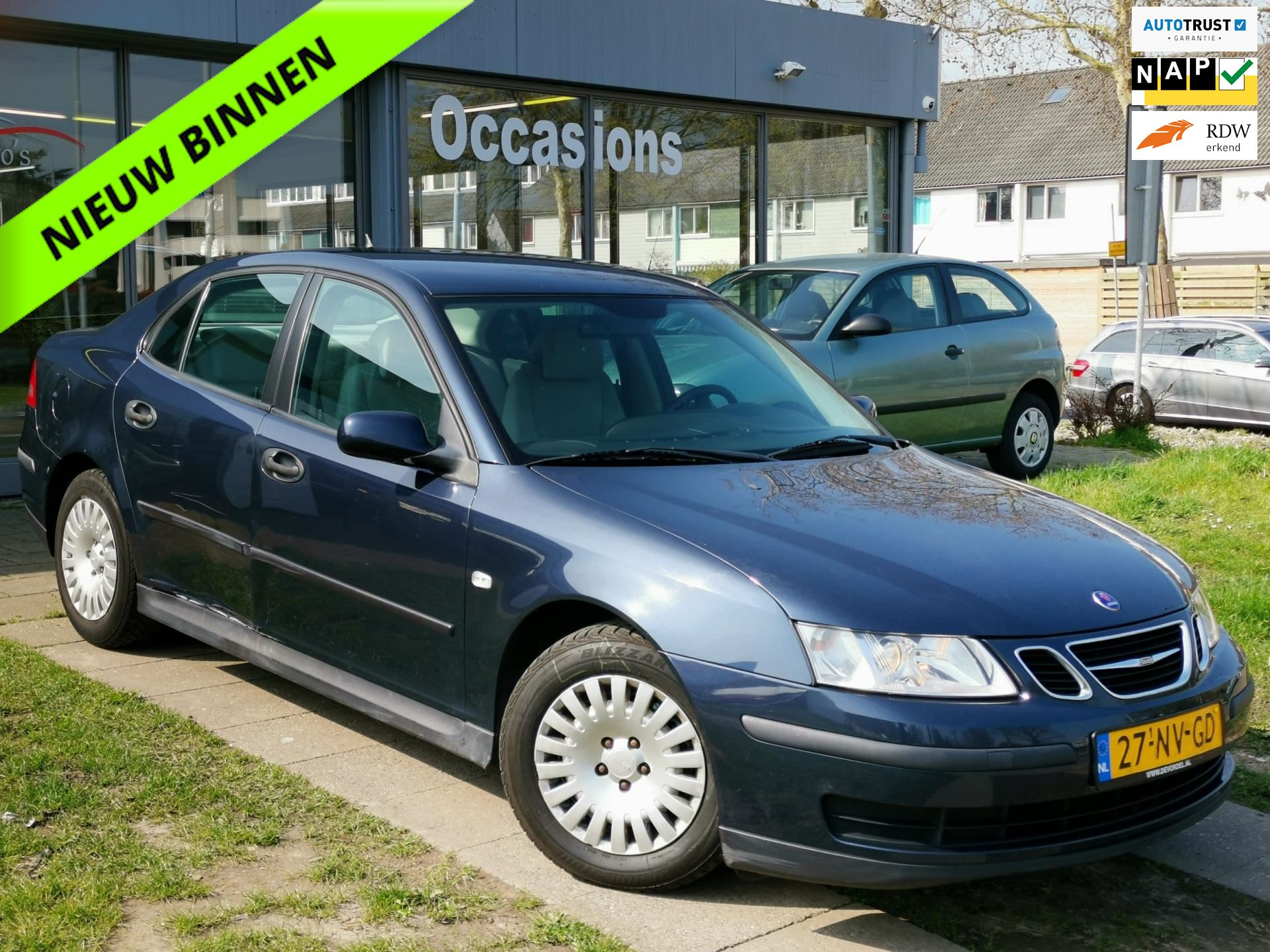 Saab 9-3 Sport Sedan occasion - Loyaal Auto's