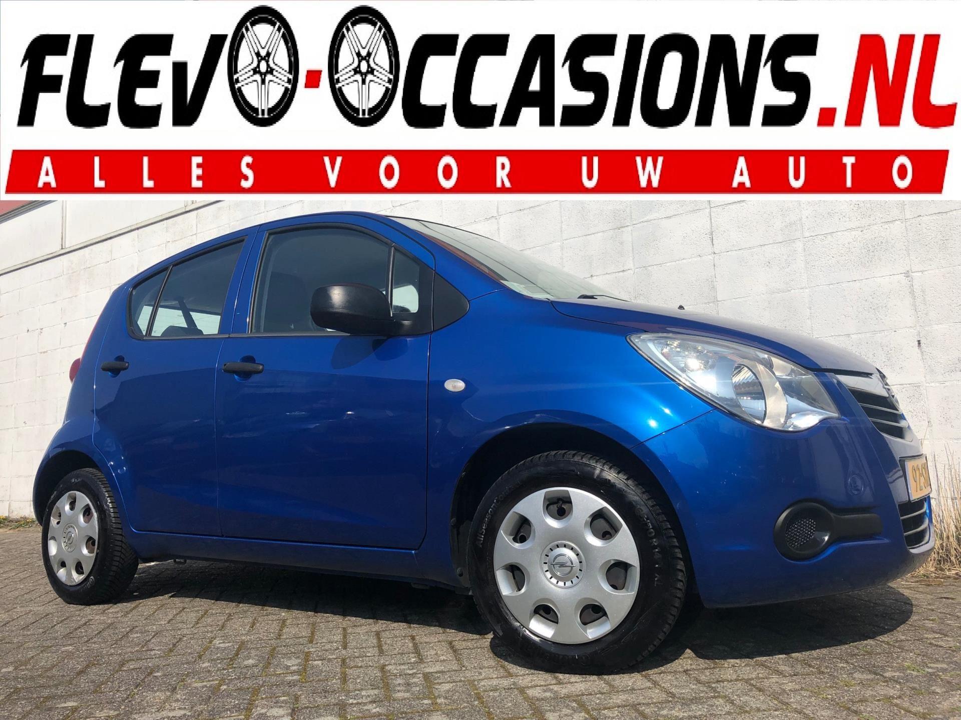 Opel Agila occasion - Flevo Occasions