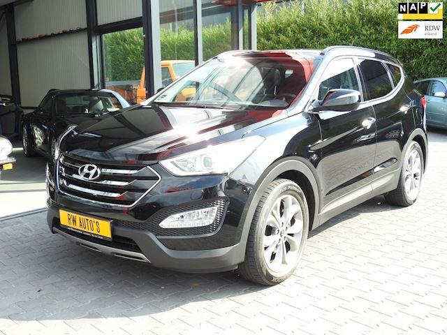 Hyundai Santa Fe 2.2 CRDi i-Catcher Alle opties