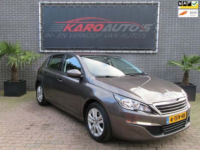 Peugeot 308 1.2 VTi Blue Lease Led Navi Cruise Clima Trekh